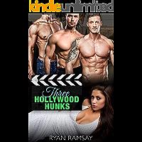 Three Hollywood Hunks