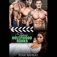 Three Hollywood Hunks (English Edition)