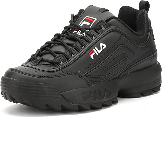 Fila Disruptor Low WMN Black 101015325Y, Basket