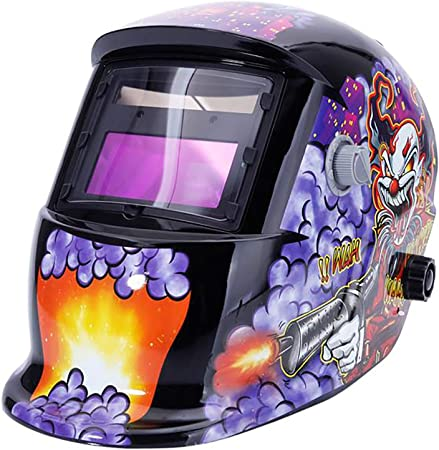 Solar Auto dim Welding Helmet Lens Goggles Automation Filter Shade 4//9-13 glass