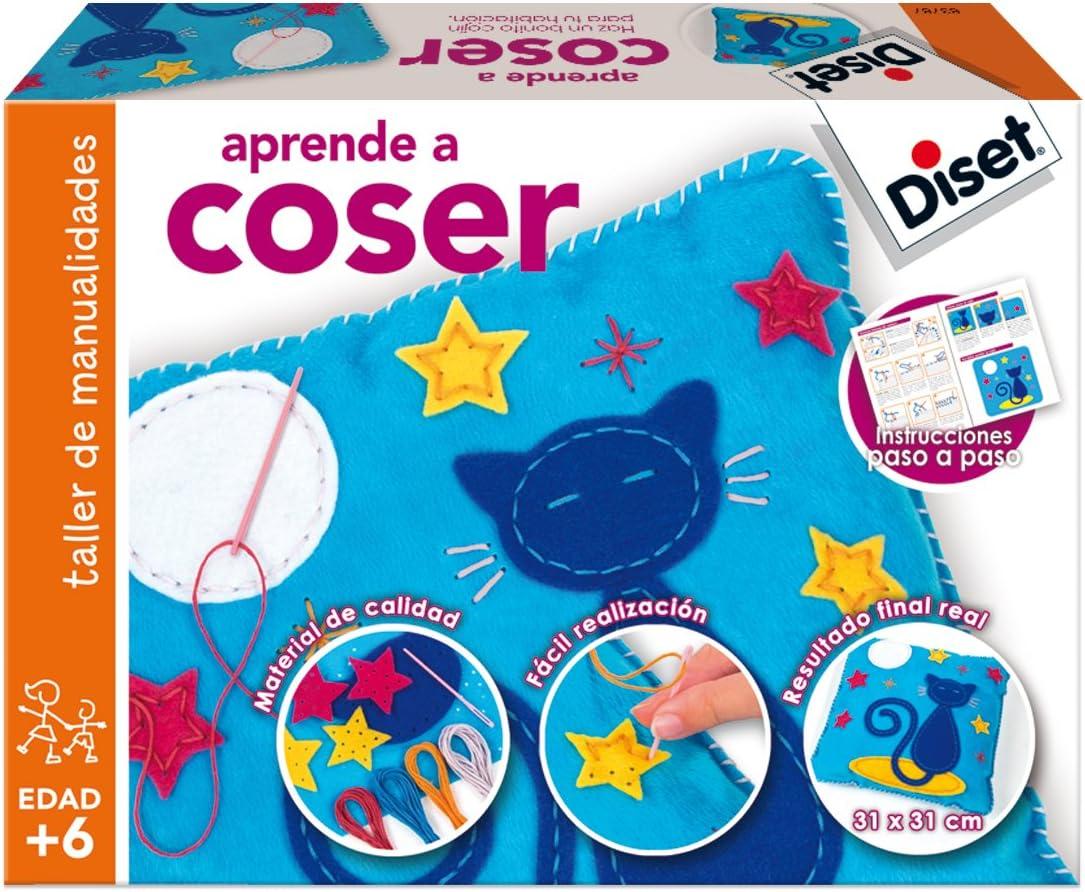 Diset Juego educativo para aprender a coser para niños a partir de ...