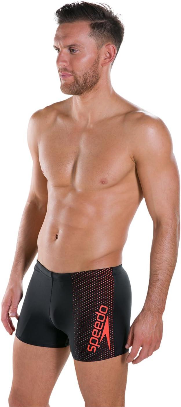 Speedo Gala Logo Pantal/ón de Ba/ño Aquashort Hombre