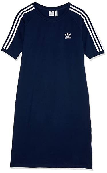 91406c0f4c adidas 3-Stripes Dress, Vestito Donna: Amazon.it: Abbigliamento