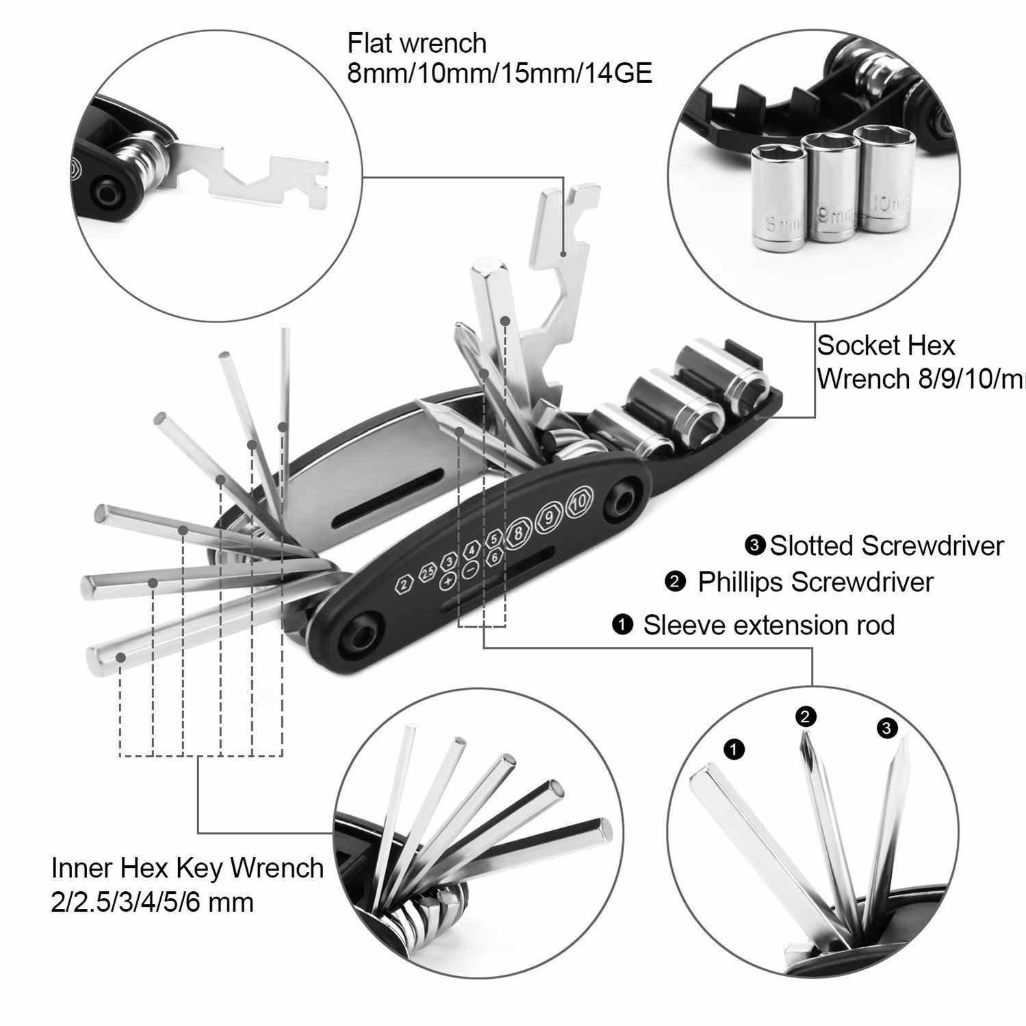 KKmoon 10pcs Set di Pellicole per Vetri Professionali Tint Wrapping Tools of Cars Raschiatori Senza Graffi Adesivi per Lavavetri Kit di Veicoli