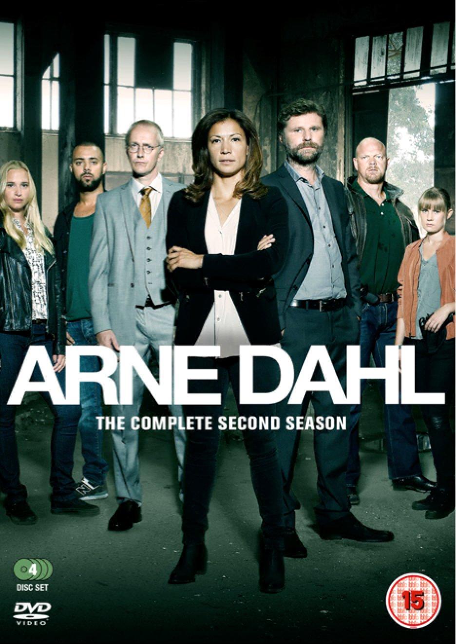 Arne Dahl: Season 2