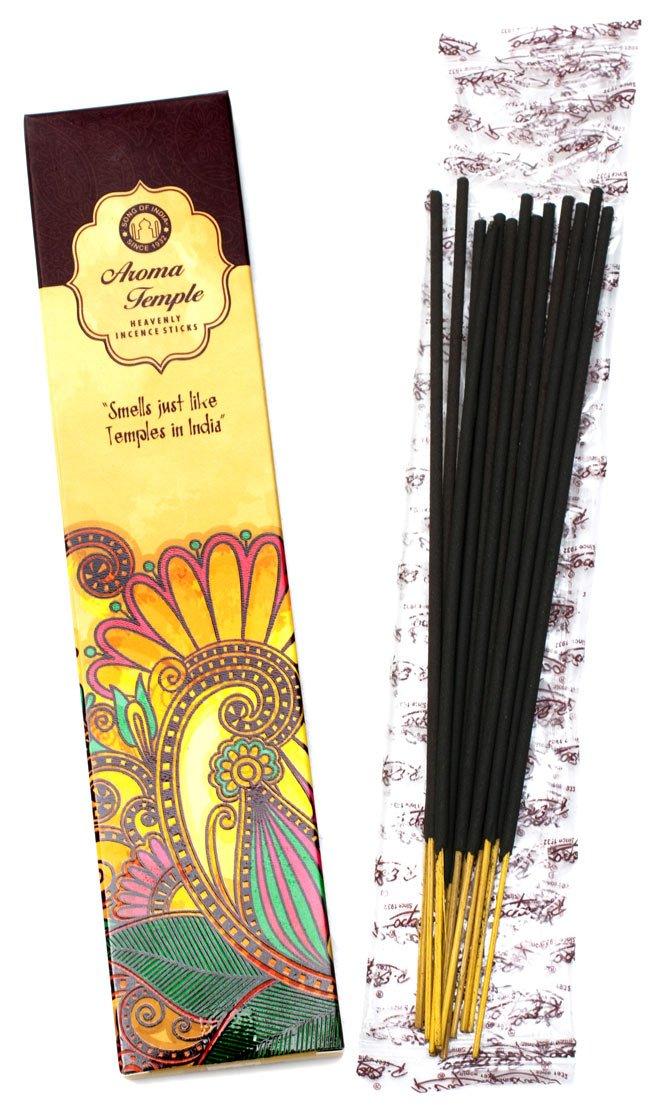 Aroma Temple Incense Sticks 15 g Box
