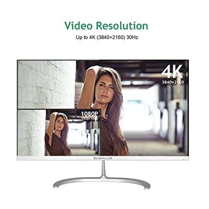 Amazon.com: DP to DP Cable, Elktry Gold Plated HD Video Audio Transmission 4K Resolution for Computer Laptop HD Player Display Projector and Devices with DP ...