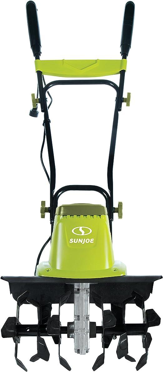 Amazon.com: TJ604E Rastrillo/cultivador eléctrico Sun ...