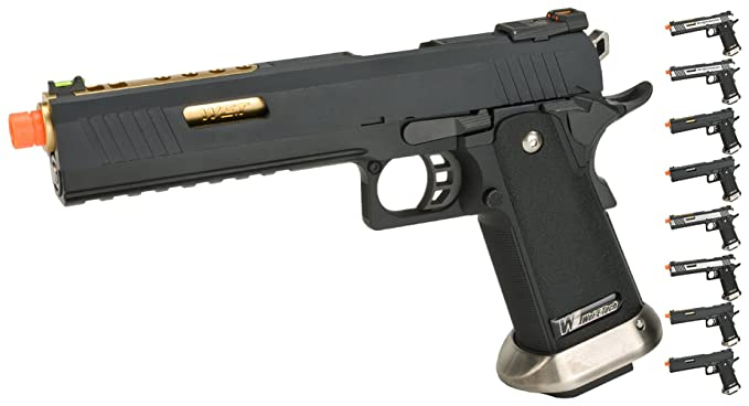 Evike - WE-Tech Hi-Capa 6