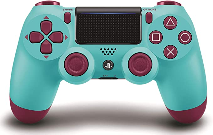 DualShock 4 Wireless Controller for PlayStation 4 - Berry Blue ...