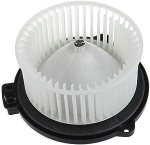 HVAC plastic Heater Blower Motor ABS w/Fan Cage ECCPP fit for 2001-2006 Acura MDX /1998-2002 Honda Accord /1999-2004 Honda Odyssey /2003-2008 Honda Pilot