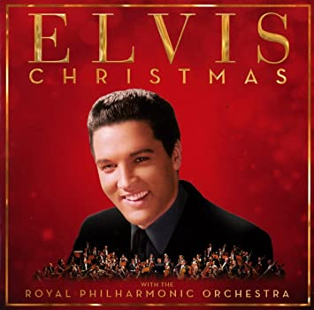 Elvis Presley Christmas Music.Christmas With Elvis And The Royal Philharmonic Orchestra