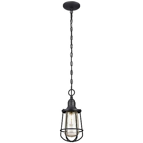 Outdoor Industrial Pendant Light: Industrial Outdoor Lighting: Amazon.com