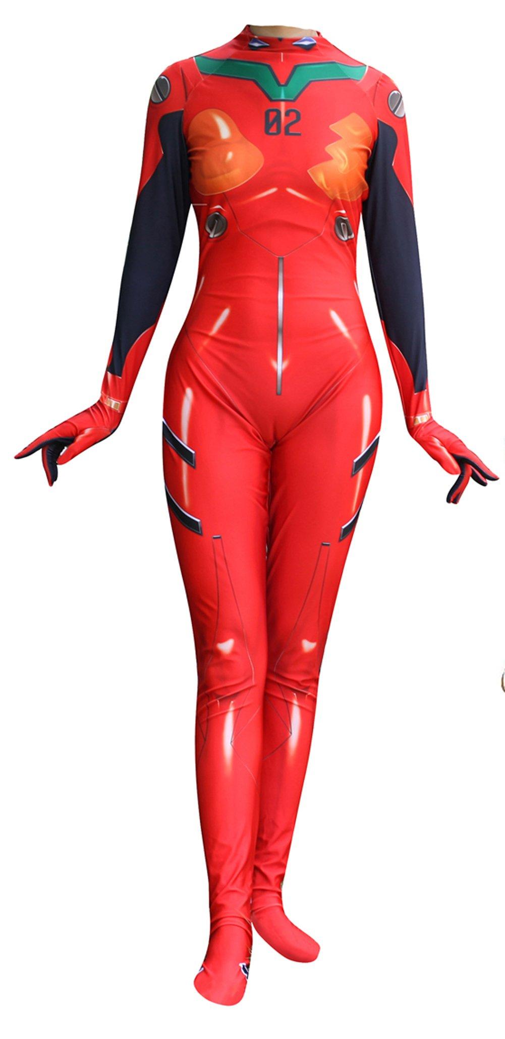 - 71GZ7J5rmYL - Riekinc Spandex Bodysuit Womens Cosplay Costume Audlt/Kids 3D Style
