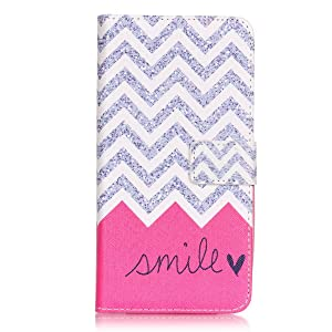 Ceslysun Motorola Moto X Play Case, Colorful Painting Premium Leather Folio Flip Stand Case Cover with Money/Cards Slots forMotorola Moto X Play 5.5 Inch Released 2015, August (Amile)
