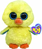 Ty Beanie Boos 7136033–Chick, Goldie, Chick, 15cm