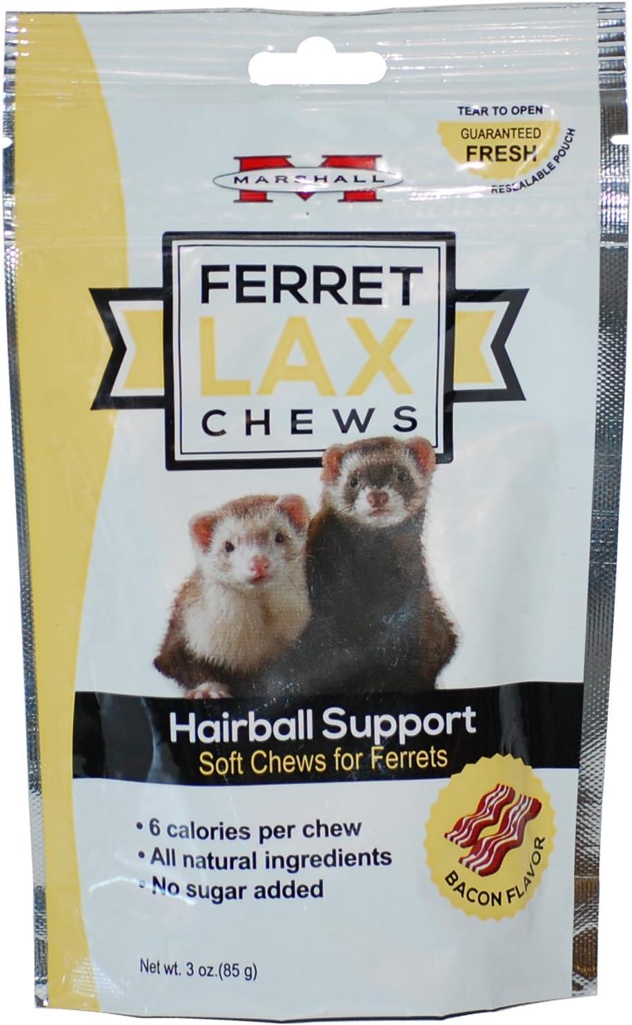 Marshall Ferret Lax Chews