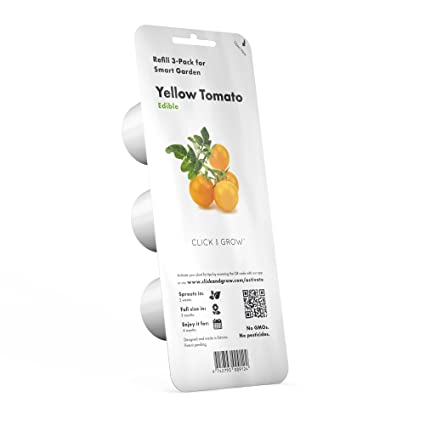 Amazon.com: Smart Garden cápsulas de recambio, 3 paquetes ...