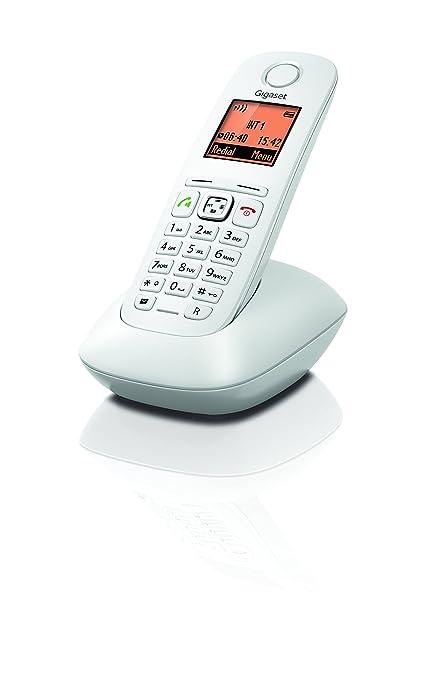 80 opinioni per Gigaset A 540 Telefono Cordless, Display Illuminato 4 Colori, Vivavoce, Tasto
