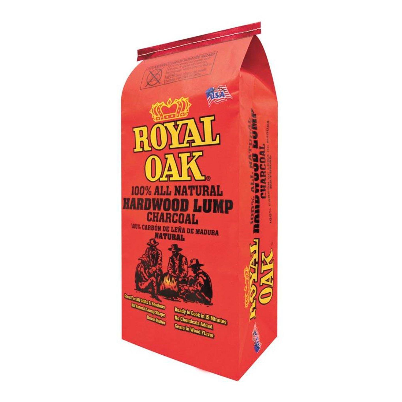 Royal Oak 195-228-162 Natural Lump, Charcoal, 8 lb