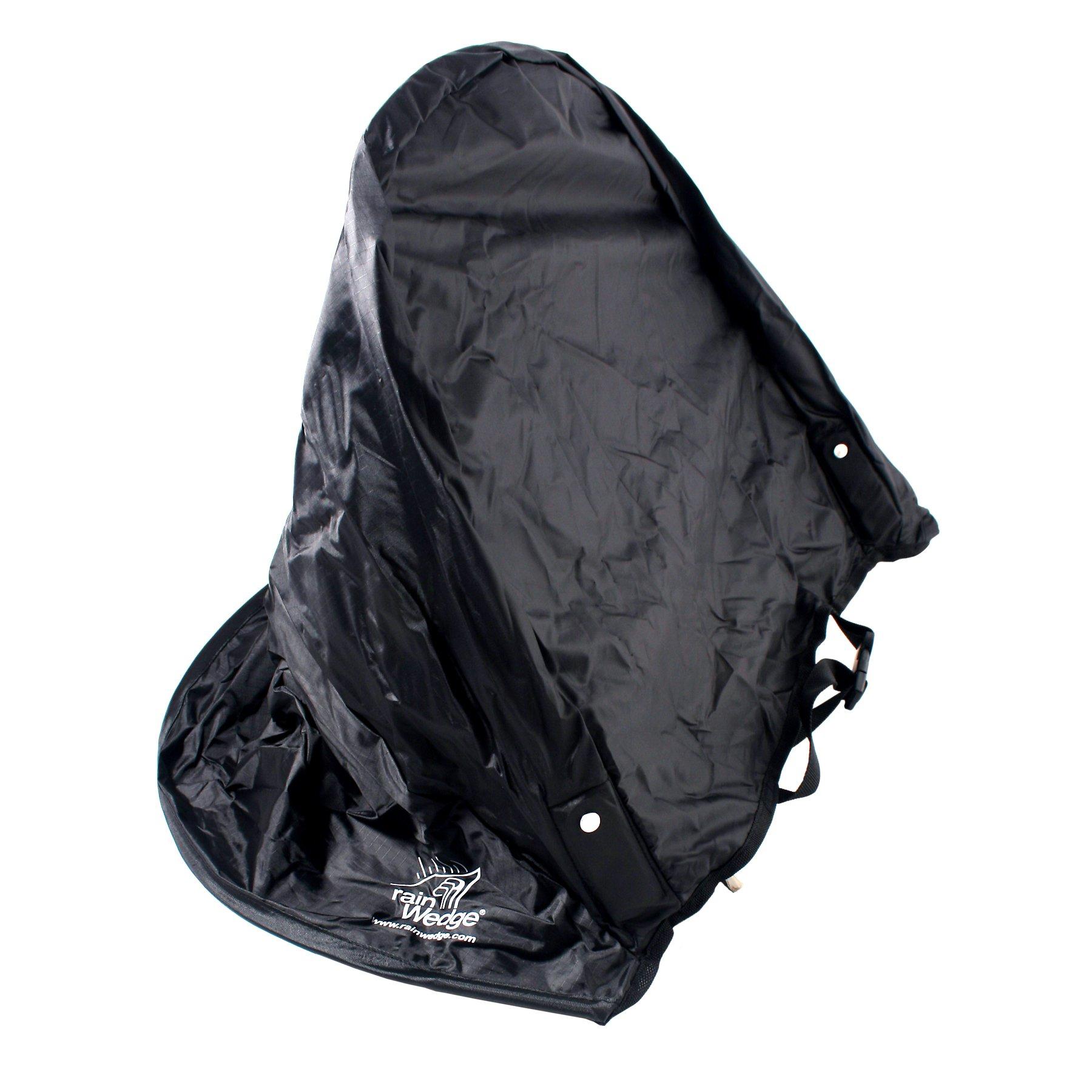 Rain Wedge Easy Access Golf Bag Rain Hood/Cover by ProActive Sports
