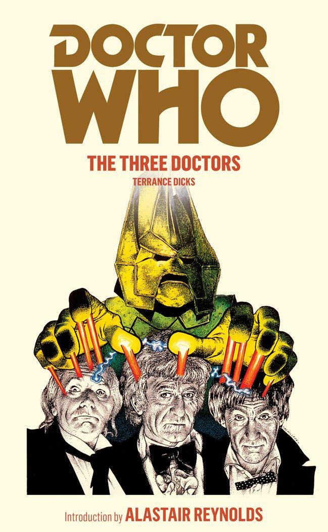 Read Online Doctor Who: The Three Doctors pdf epub