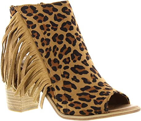 very leopard print shoes