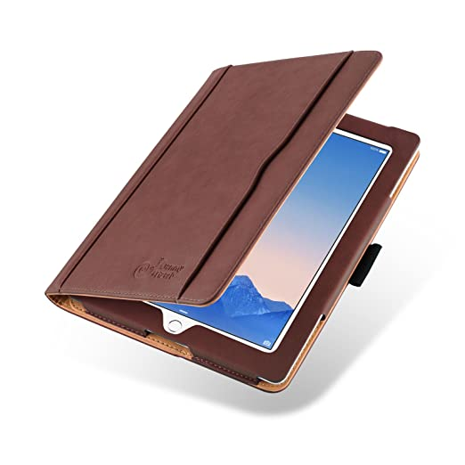 399 opinioni per Flip Cover iPad 2 iPad 3 iPad 4, JAMMYLIZARD Custodia Smart Case in Pelle per