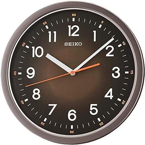 SEIKO 12″ Ultra-Modern Modern Wall Clock