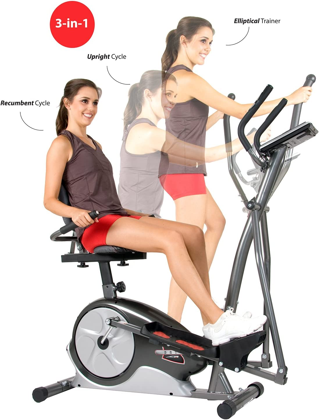 Body Flex Sports Body Champ 3 in 1 Trio Trainer
