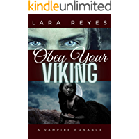 Obey Your Viking: A Curvy Girl Vampire Romance book cover