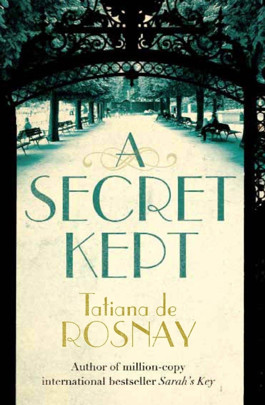 Read Online Secret Kept ebook
