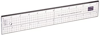 Creative Impressions Metal Edge Ruler