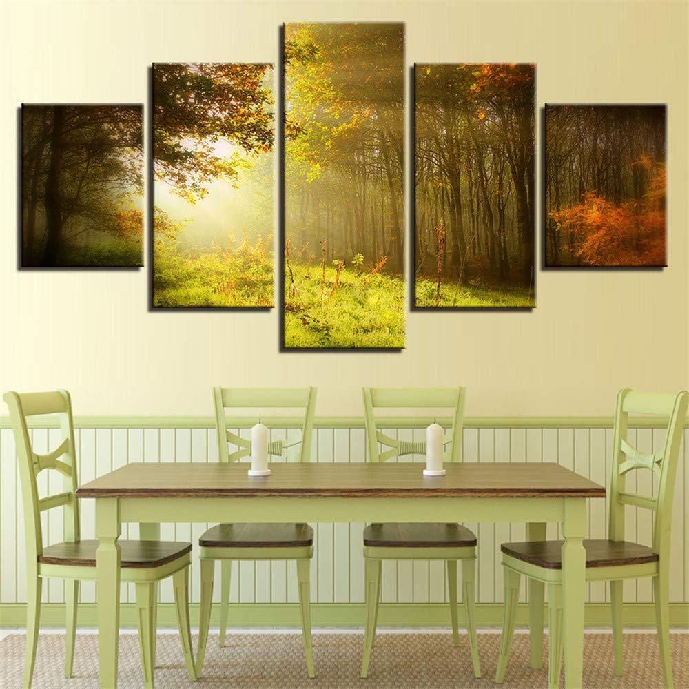 Pintura decorativa, Luz química de alta luminosidad niebla ...