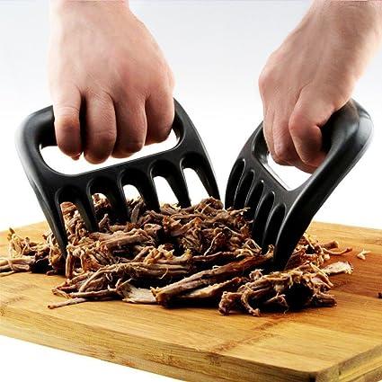 Amazon.com: 2 piezas nuevo oso carne Forks/garras de ...
