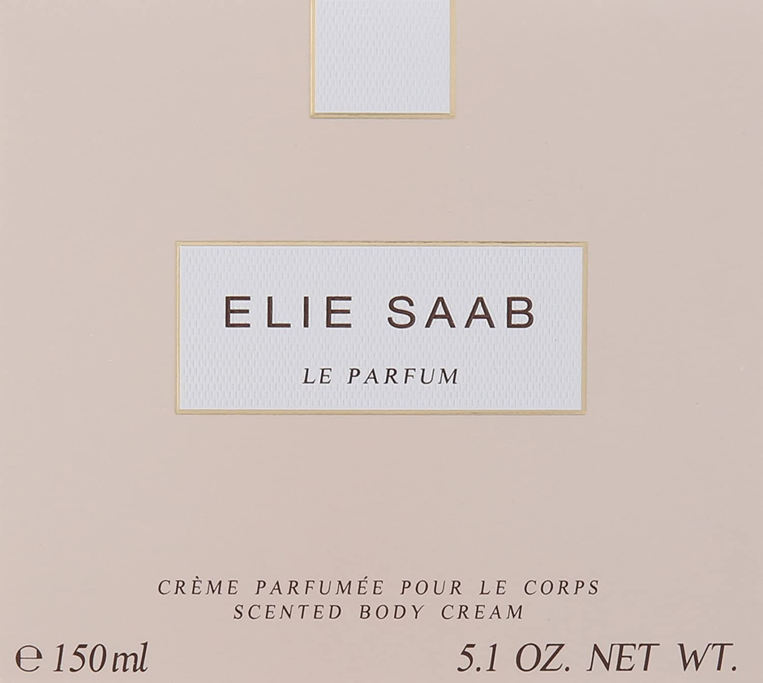 Elie Saab Le Parfum Scented Body Cream 5.1ounce