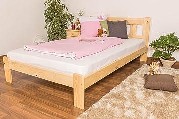 O/cama infantil de madera de pino de madera maciza natural ...