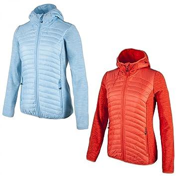 CMP Woman Fleece Jacket FIX Hood  Amazon.de  Sport   Freizeit c74dd7b652
