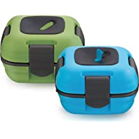 Lunch Box ~ Pinnacle Insulated Leak Proof Lunch Box for Adults and Kids - Thermal Lunch Container With NEW Heat Release…