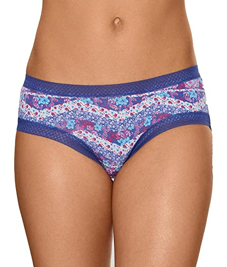 47a281ee6289 Honeydew Intimates Women's Riley Hipster at Amazon Women's Clothing store: