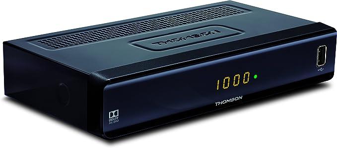 Thomson THC300 TV Set-Top Boxes Cable Negro: Amazon.es: Electrónica