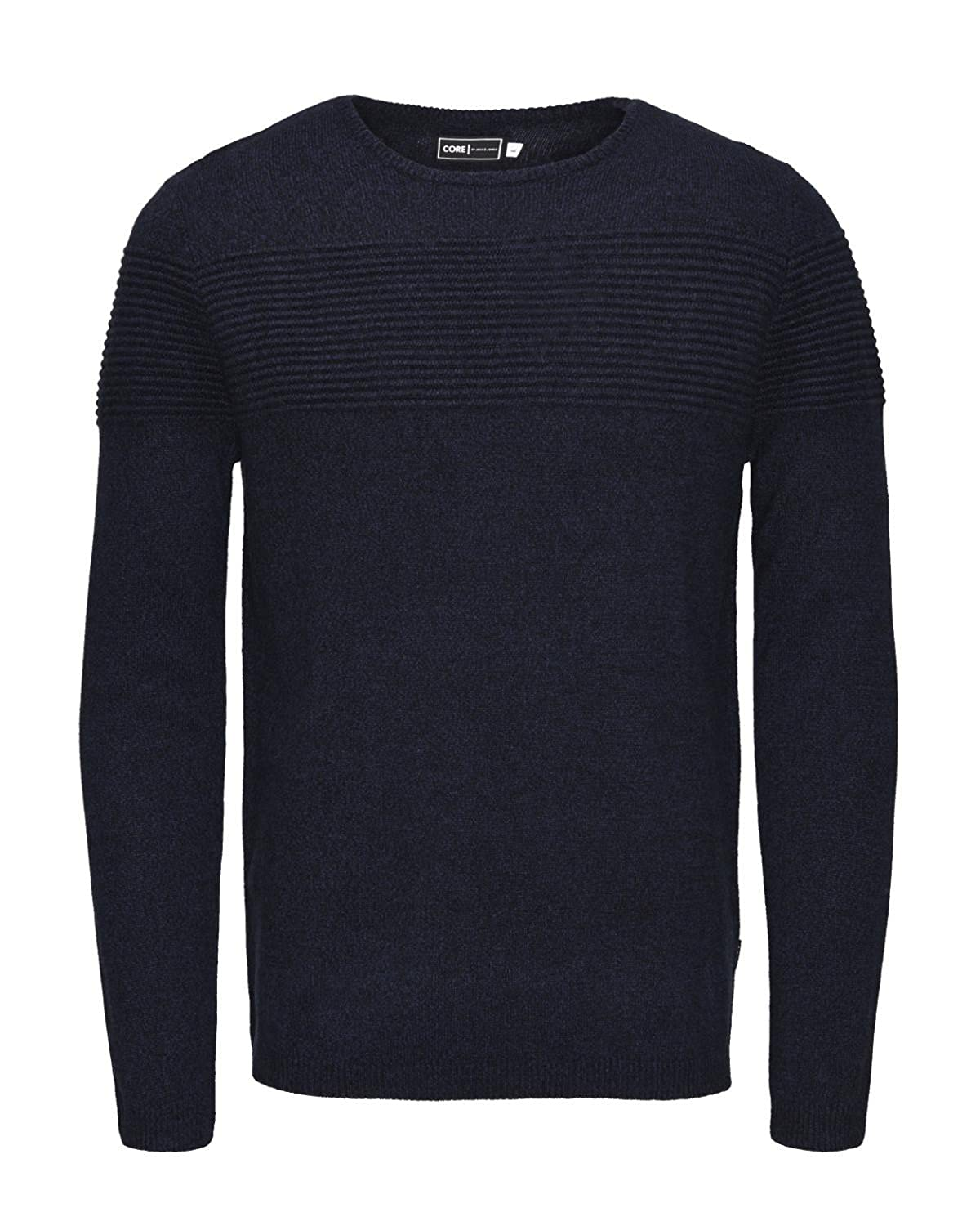 JACK & JONES Men's Jumper Black Black