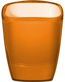 Ridder Neon 22020214 Toothbrush Beaker Orange