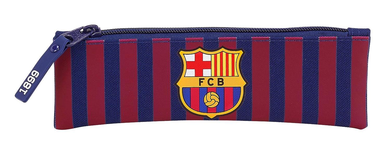 FC Barcelona 811829025 2018 Estuches 20 cm, Azul: Amazon.es ...