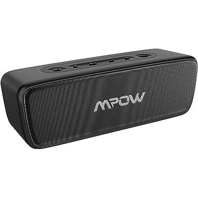 Mpow IPX7防水 16W出力 Bluetoothポータブルワイヤレススピーカー Soundhot R6