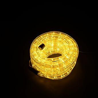 Homcom 8 M De Corde Ruban Bande Led Lampe De Lampes D Ambiance Lampe