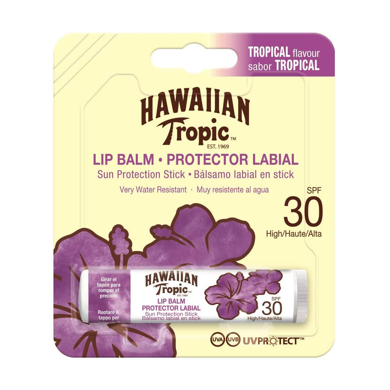 5c89c226bbc1e5 Hawaiian Tropic Sun Protection Tropical Lip Balm (SPF 30
