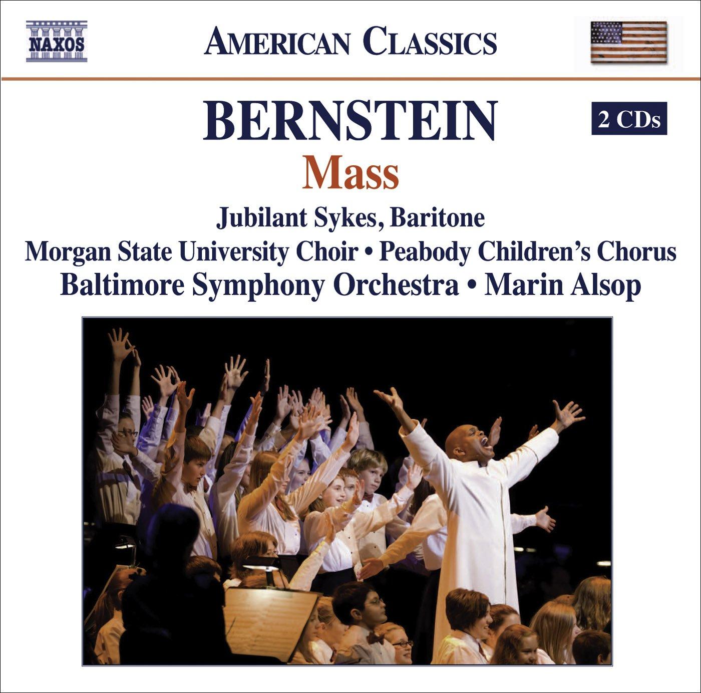 Bernstein: Mass by Naxos