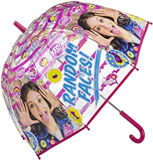 Kids, Ombrello classico rosa Rosa 69 cm