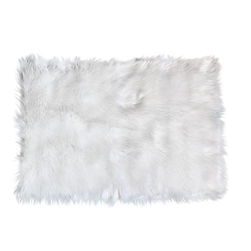 Furry Rug Amazon Com